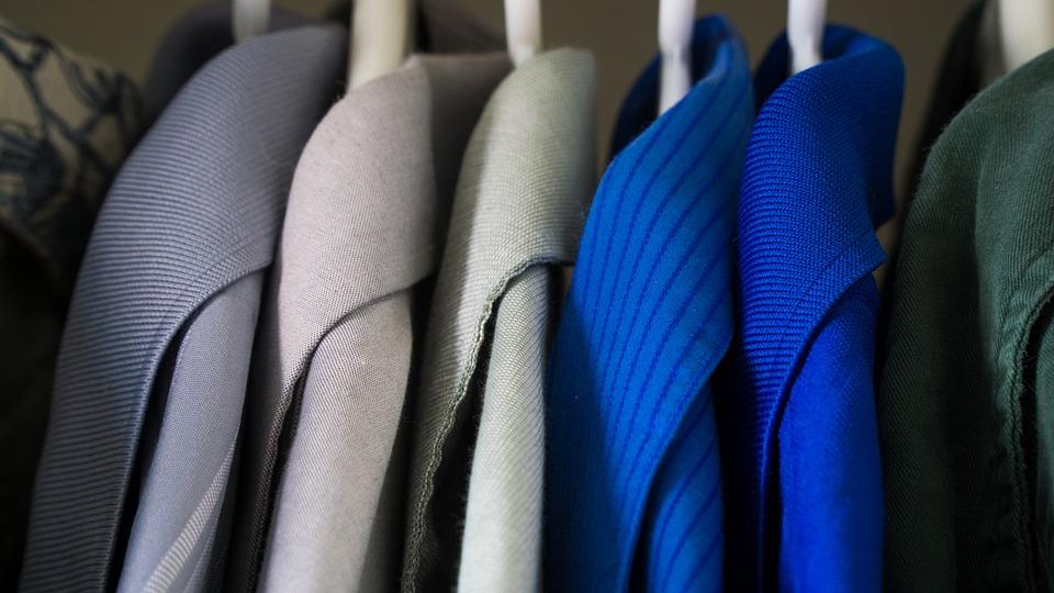 Uložené oblečení