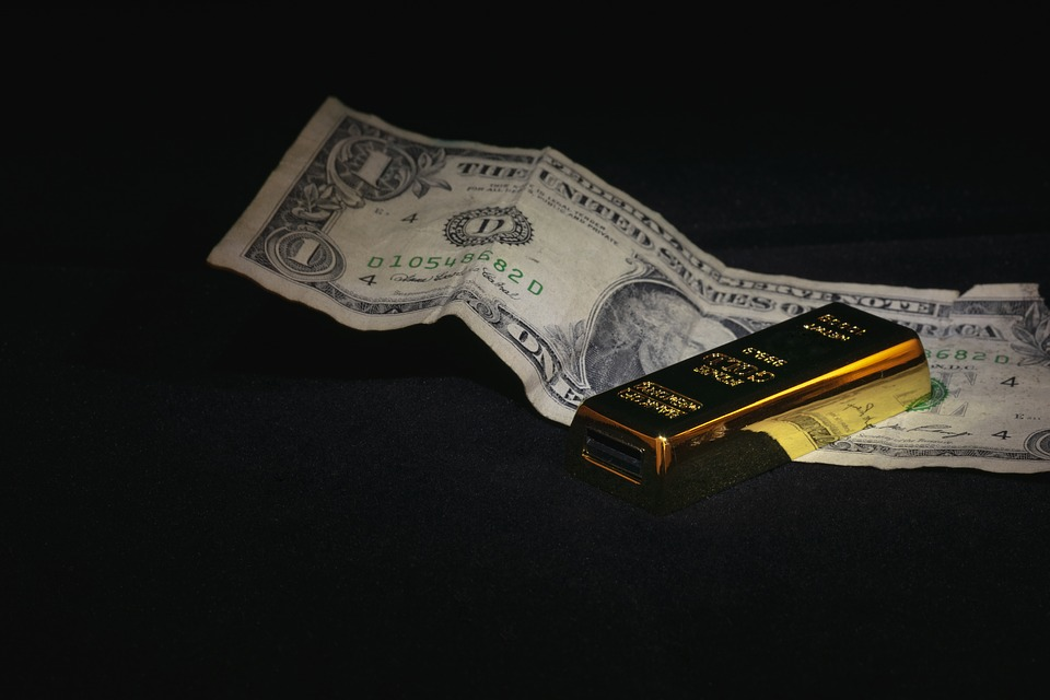 dolar a zlato