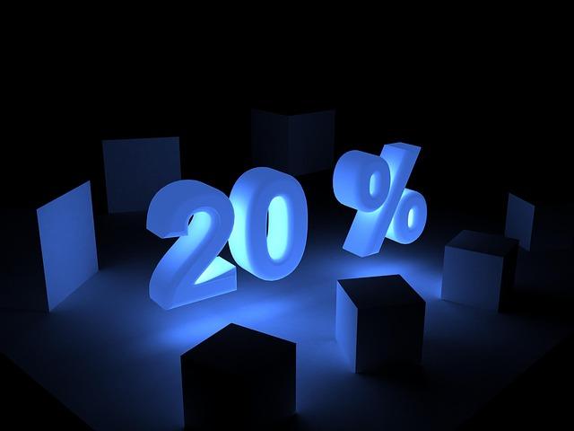 dvacet procent