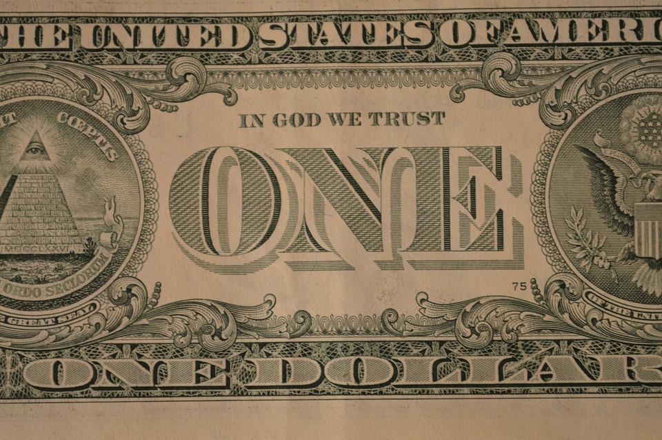 jeden dolar USA